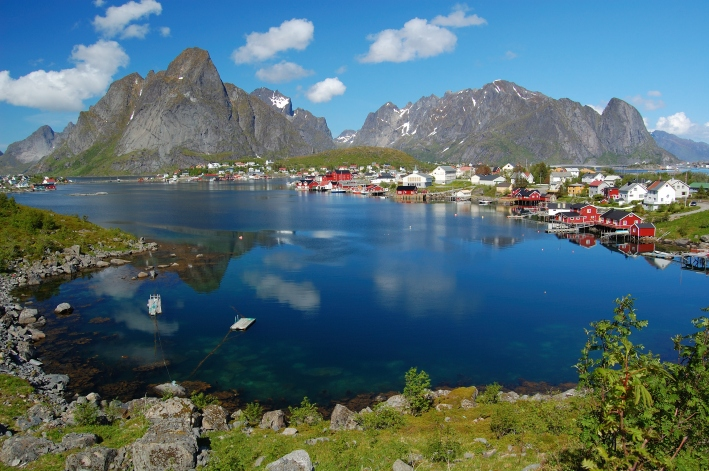 Reine-Lofoten-HD-Wallpapers